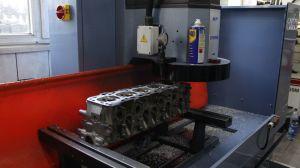 шлифовка головки двигателя